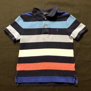 Boys Polo Ralph Lauren short sleeve polo size 4/4T